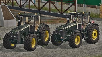 John Deere 8030 Serie (Black Limited)