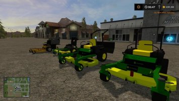John Deere Mowers-Pack [Fixed] v1.3