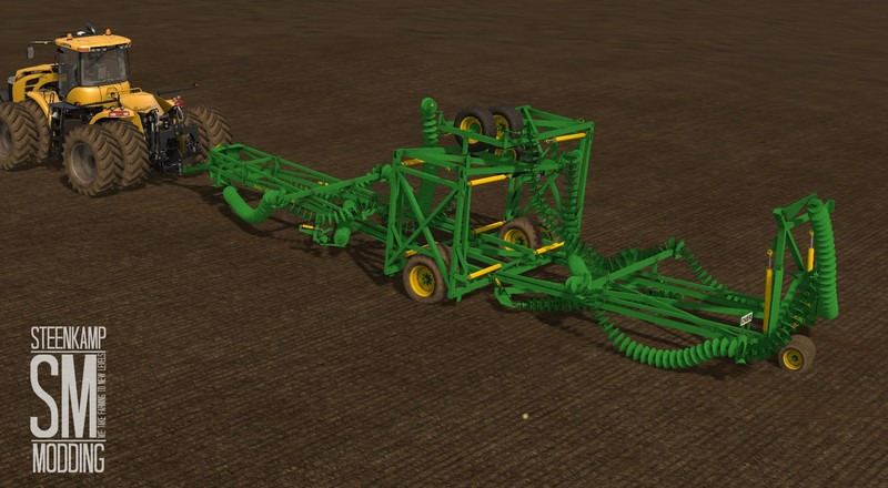 Kelly 60CT Diamond Harrow FS17