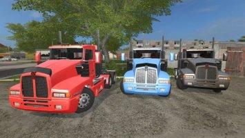 Kenworth T600 Semi Truck v1.1.0.0 FS17