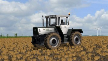 MB TRAC 1000 SERIE SILVER