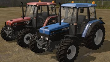 New Holland 40s and S series v2 FS17