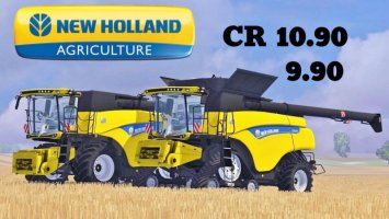 New Holland CR Pack FS17