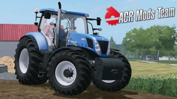 New Holland T7 [from T7.220 to T7.270]