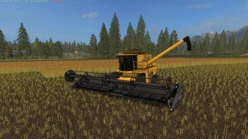 New Holland TR99 FS17