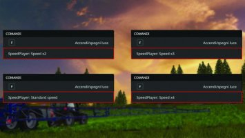 Speed Player v2.0.0.3 fs17