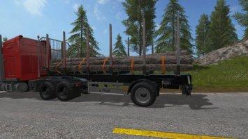 Timber Runner Short FS17