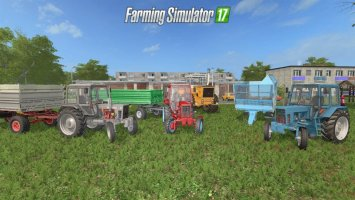 Tractors and Trailers Pack by Alali v1.5