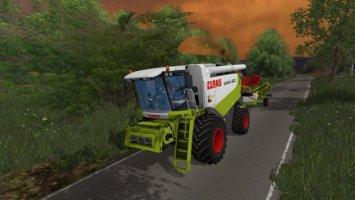 Claas Lexion 560 FS17