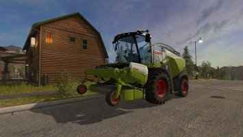 Claas Pick Up 300 FS17