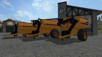 Coolamon Chaser Bins 18T and 24T FS17