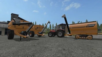Coolamon Chaser Bins 18T and 24T v2 FS17