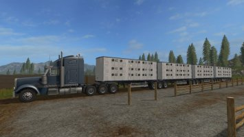 Custom Road Train Pack