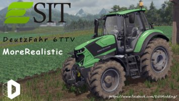 DEUTZ FAHR 6 TTV BETA BY ESIT
