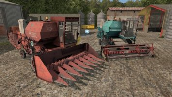 ENISEI 1200 AND 2 HEADERS FS17
