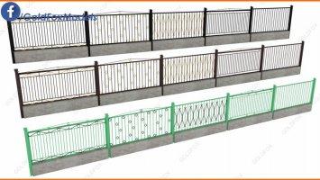 Fences pack FS17