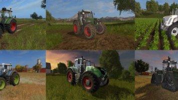 Fendt Vario Tractors Pack