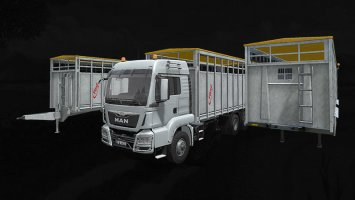 Fliegl Animal Transport Pack v1.0.0.1