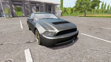 Ford Mustang GT Road Rage FS17