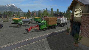 FS17 - AR/FRAME Truck & Trailer Pack v1.1