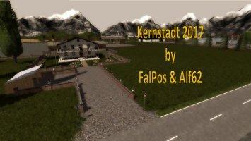 Kernstadt 2017