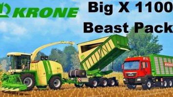 Krone Big X 1100 LS15