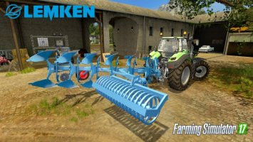 Lemken Juwel 8 Fixpack FS17