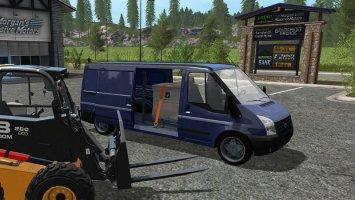 Lizard Rumbler Van FS17