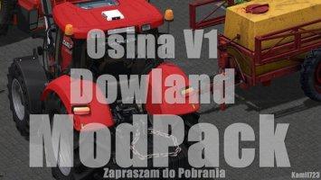 ModPack Osina V1 FS17