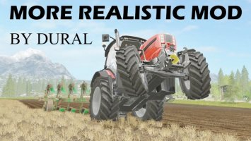 MoreRealistic Game Engine v1.0.4.6 FS17