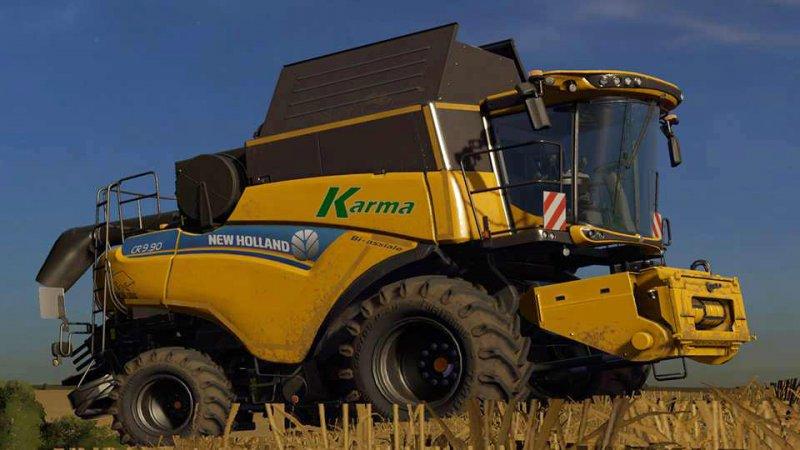 New Holland CR9.90 LS15