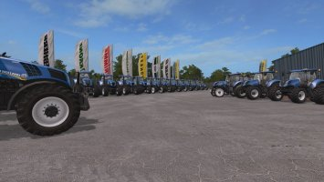 New Holland Fleet v2