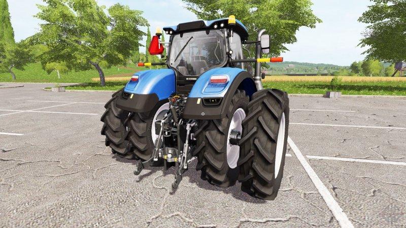 New Holland T7 290 Fs17 Mod Mod For Farming Simulator