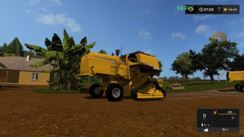 New Holland TC 59 HIDRO FS17
