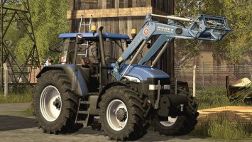 New Holland TM 175/190 Full Pack FS17