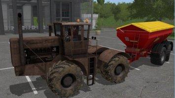 Old Tractor Diesel