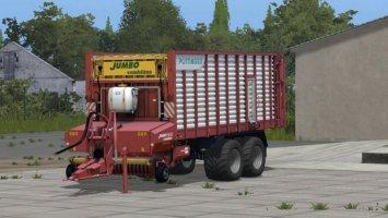 POETTINGER JUMBO 6610 COMBILINE FS17