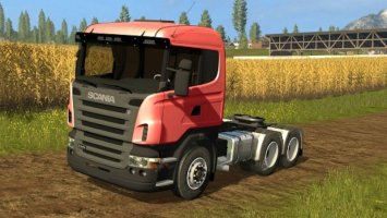 Scania R440 FS17
