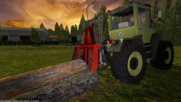 Fully working winch KRPAN [Open Beta] v1.1 FS17 Hotfix FS17