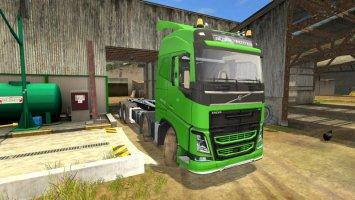 Volvo FH 540 ITRunner 8x8