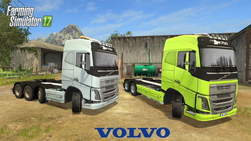 Volvo fh16 750 ar frame pack mod mod for for H portal