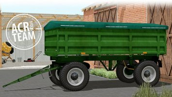 2-PTS-4 trailer FS17