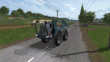 Amazone Pantera 4502 V3 FS17