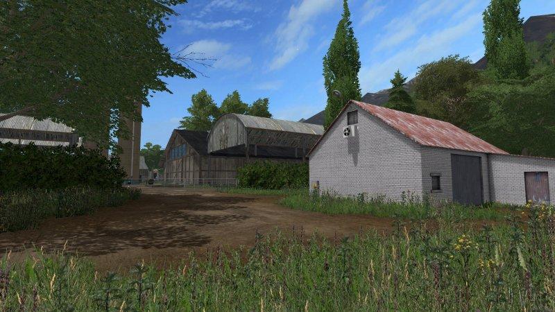 Churn Farm 2017 Seasons Ready V1.1 FS17