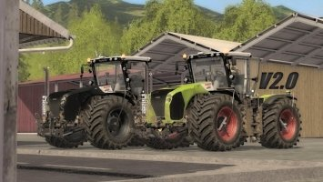 CLAAS XERION 4500/5000 V2.0 FINAL