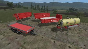 Annaburger HTS 22.79 Base Transporter v1.1 fs17