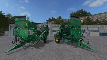 Contest - Armer Salmon Cheetah Beet Harvester fs17