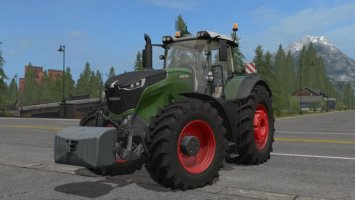 Contest - Fendt 1000 Vario Series fs17