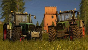 Contest - FENDT 800 Favorit