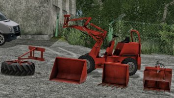 Contest - Weidemann 1502DR Pack FS17
